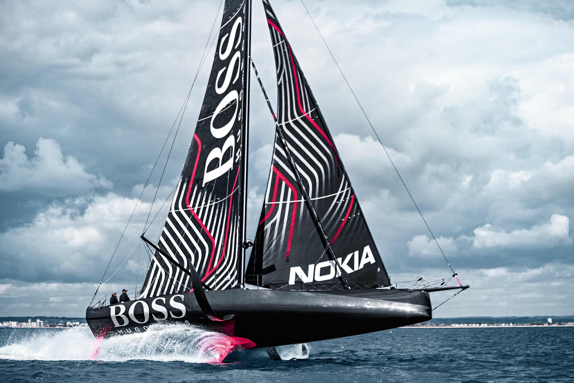 Blue Fin completes work on the new HUGO BOSS